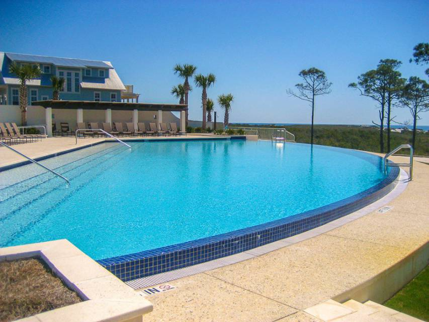 Resort In-ground pools and spas in Nashville, Franklin, and Clarksville TN