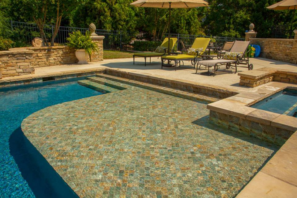 High end In-ground pools and spas in Nashville, Franklin, Clarksville TN