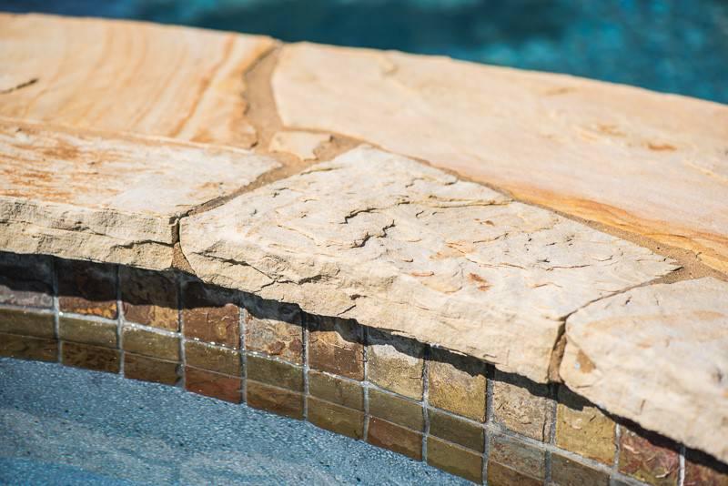 Pavers around In-ground pools and spas in Nashville, Franklin, Clarksville TN